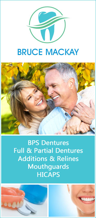 Bruce Mackay Dentures