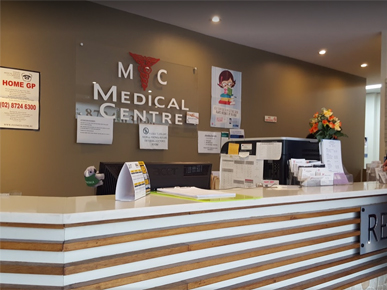 MC MEDICAL CENTRE