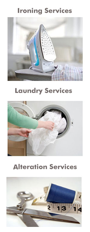 ABCDAY IRONING SERVICES