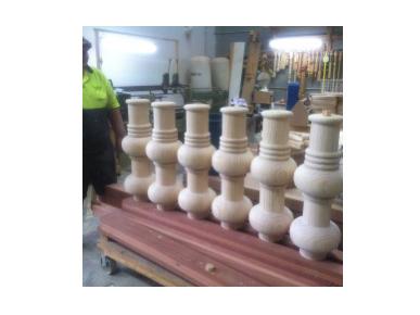 Greg Thompson Wood Turning - Heritage & Federation Home Wood Turning Specialist