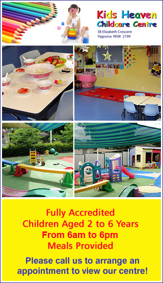 KIDS HEAVEN CHILD CARE