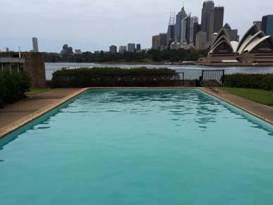 Swimming Pool Maintenance Manly