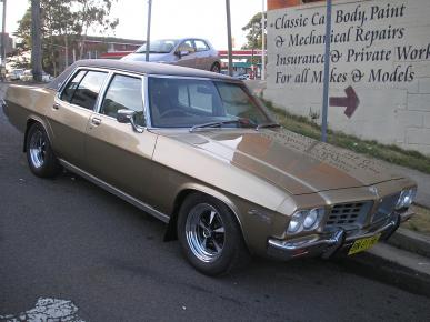 Car Restoration Gladesville