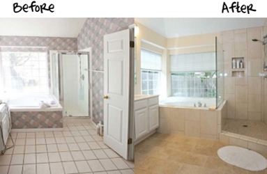 Affordable bathrooms renovations bathroom renovations liverpool for Affordable bathroom renovations