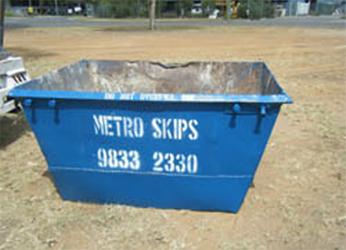 METRO SKIPS