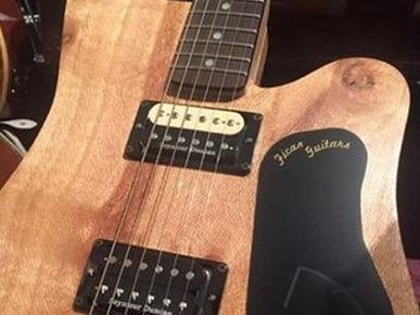 Custom Guitars sydney
