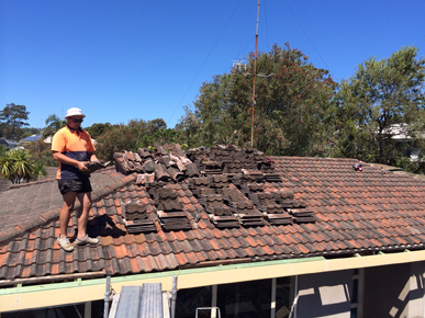 Roof Restoration Northern Beaches