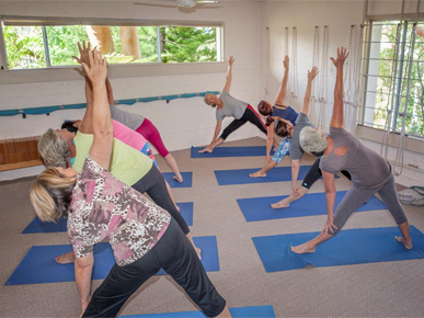 Yoga Classes North Shore