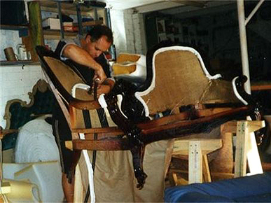 upholsterers sydney