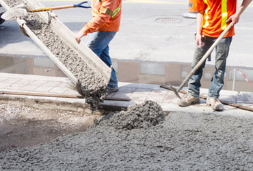 Concrete Contractors North Shore