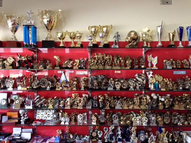 MILLENIUM TROPHIES & FRAMING