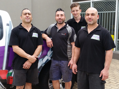 MTM MOOREBANK TYRES & MECHANICAL