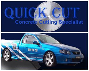 concrete cutting sydney