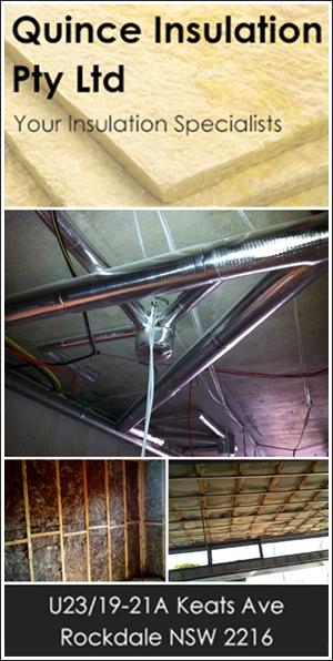 Insulation Contractors Sydney