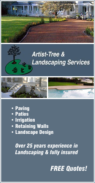 ARTIST TREE & LANDSCAPING SERVICES PTY LTD