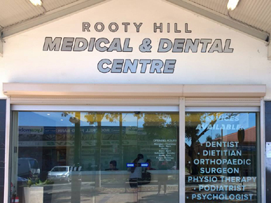 ROOTY HILL MEDICAL & DENTAL CENTRE