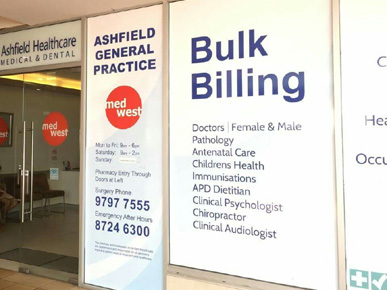 ASHFIELD GENERAL PRACTICE
