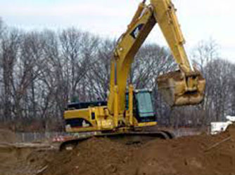 Excavation Contractors Hills District