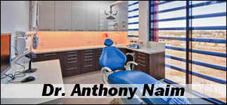 Dr Anthony Naim - Oral & Maxillofacial Surgeon