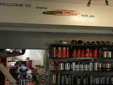 Motor Engineers Campbelltown