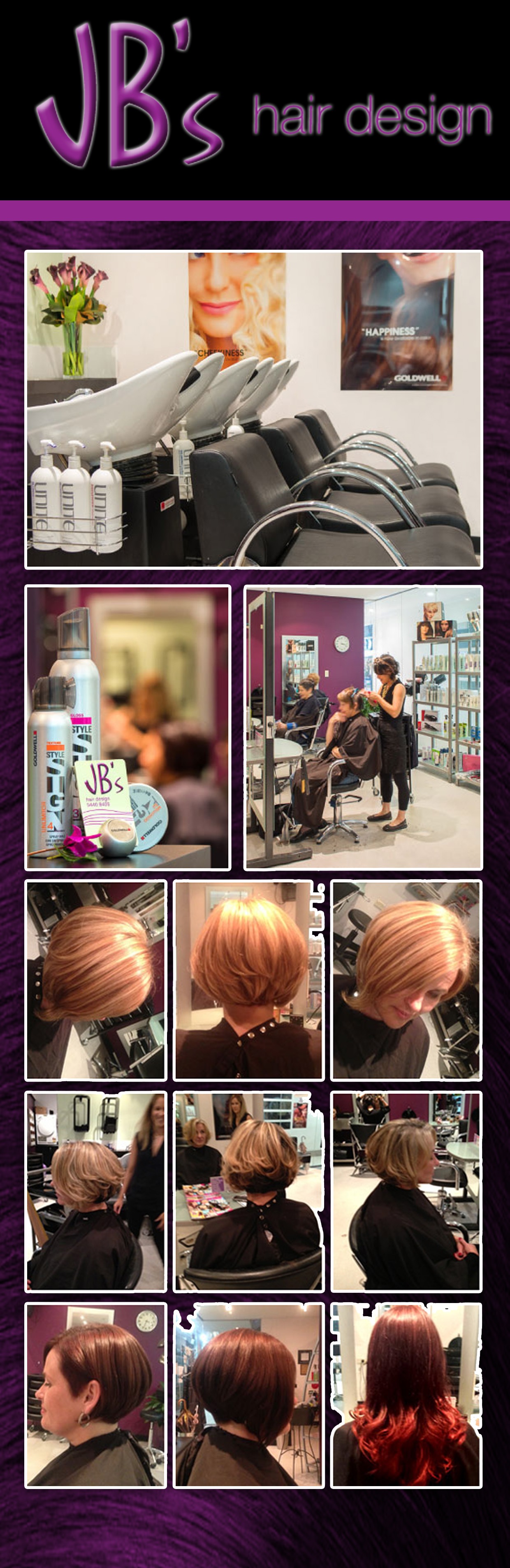 hairdressers northern beaches