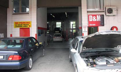 D & M AUTOMOTIVES