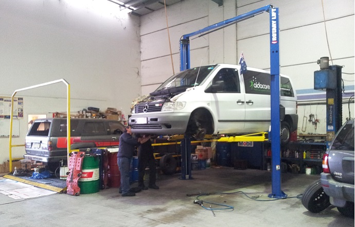 Mechanics Campbelltown
