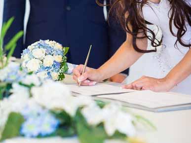 Alison Collins Marriage Celebrant