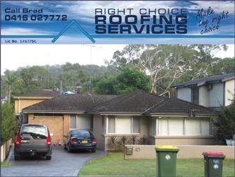 Roof Contractors Sydney
