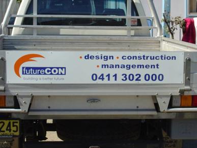 Signage Parramatta