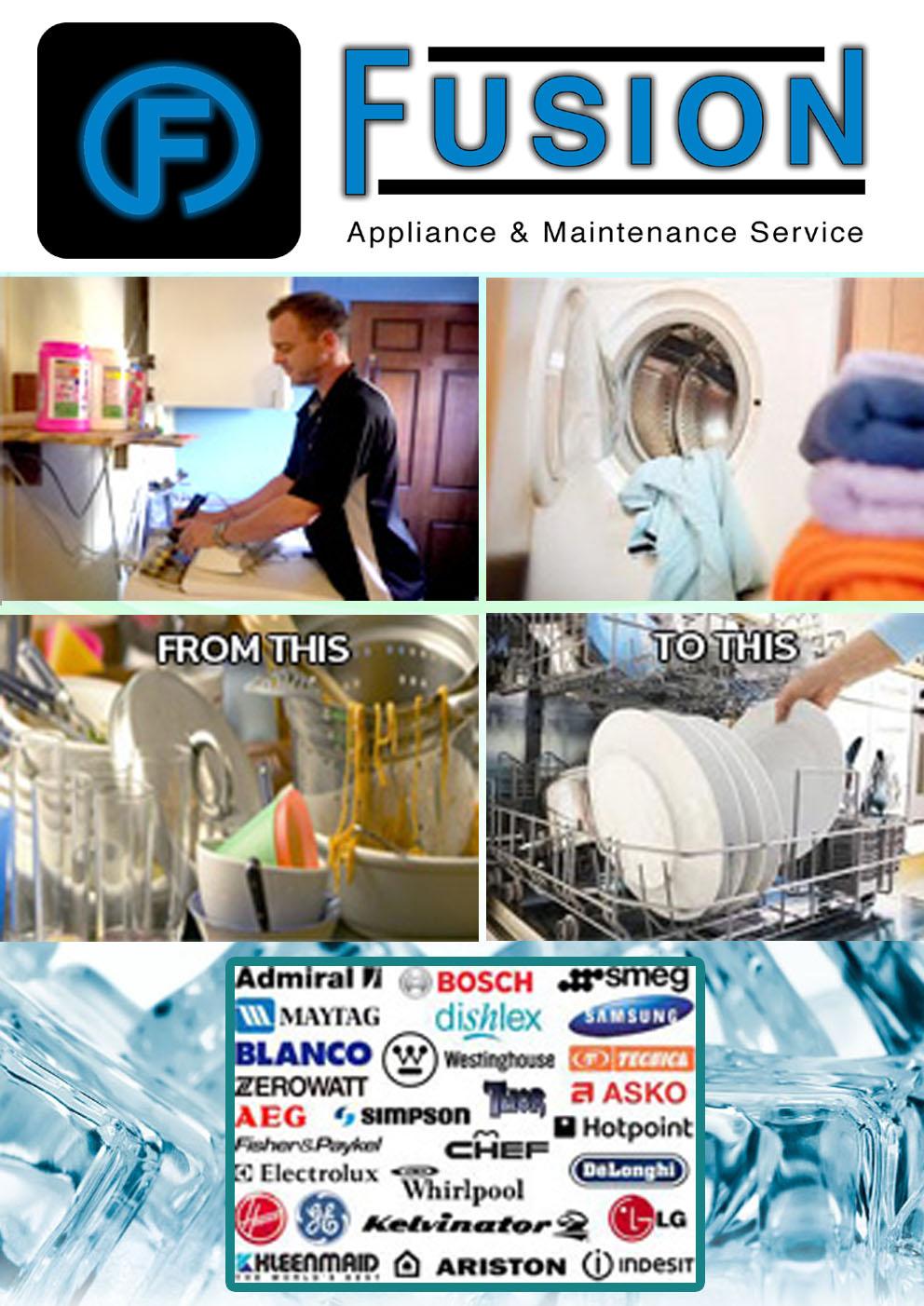 Fusion Appliance Maintenance Service