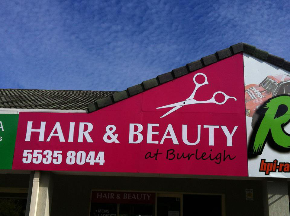 Hair and Beauty at Burleigh