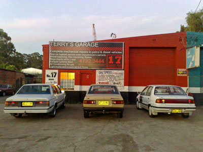Mechanics Penrith