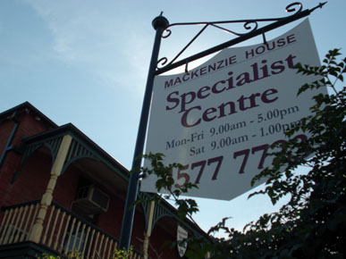 Mackenzie House Specialist Centre