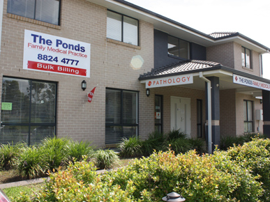 The Ponds Medical Centre