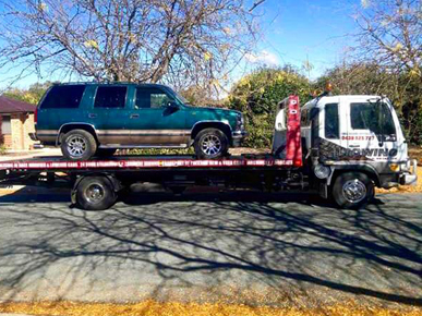 A1 Towing Canberra
