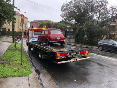 Quakers Hill Towing