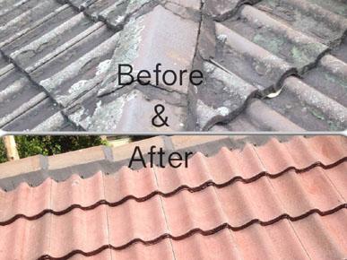 Roof Restoration Hills District