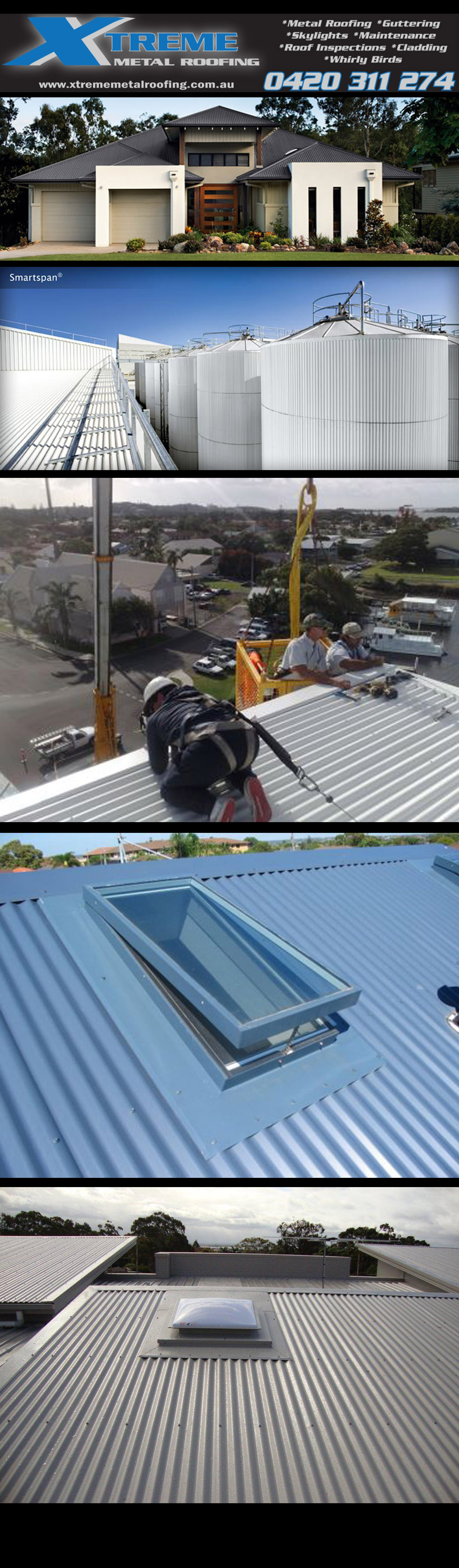 Xtreme Metal Roofing