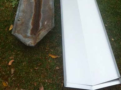 gutter repair northern beaches