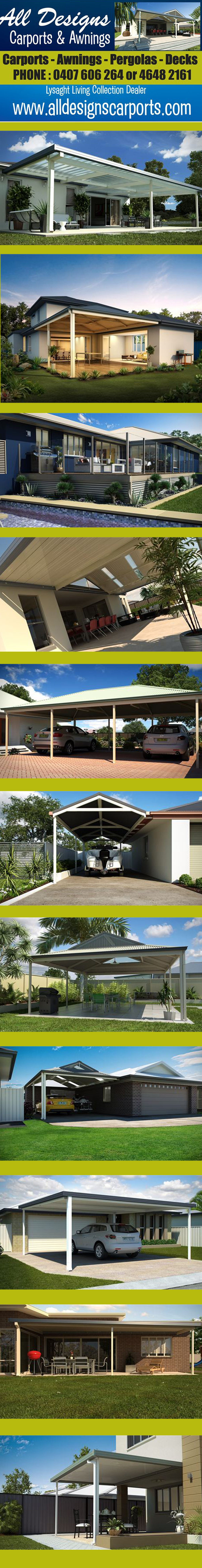 All Designs Carports Awnings