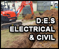 D.E.S Electrical & Civil