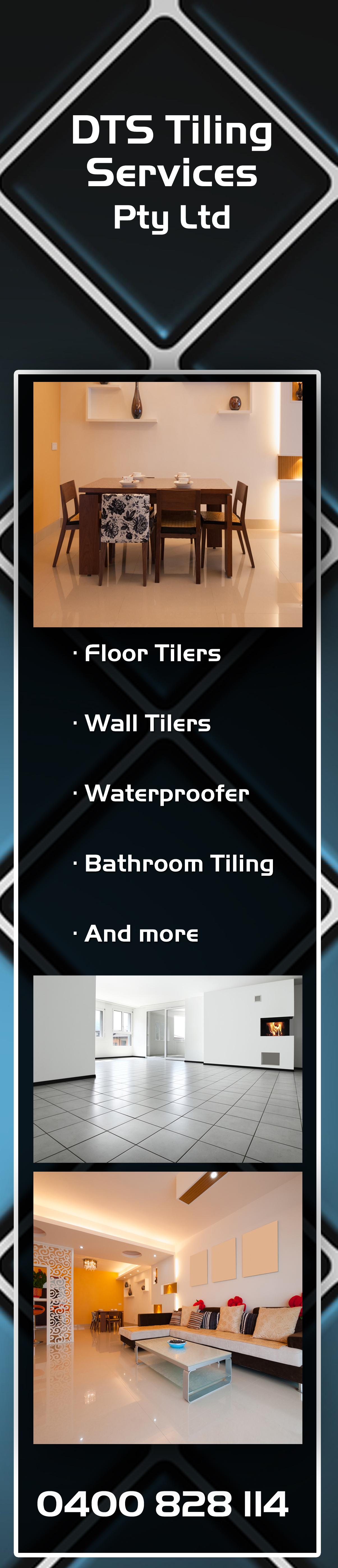 DTS Tiling Services Pty Ltd