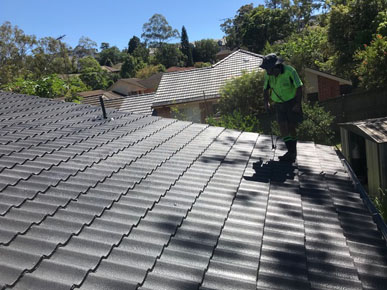 Roof Restoration Bankstown