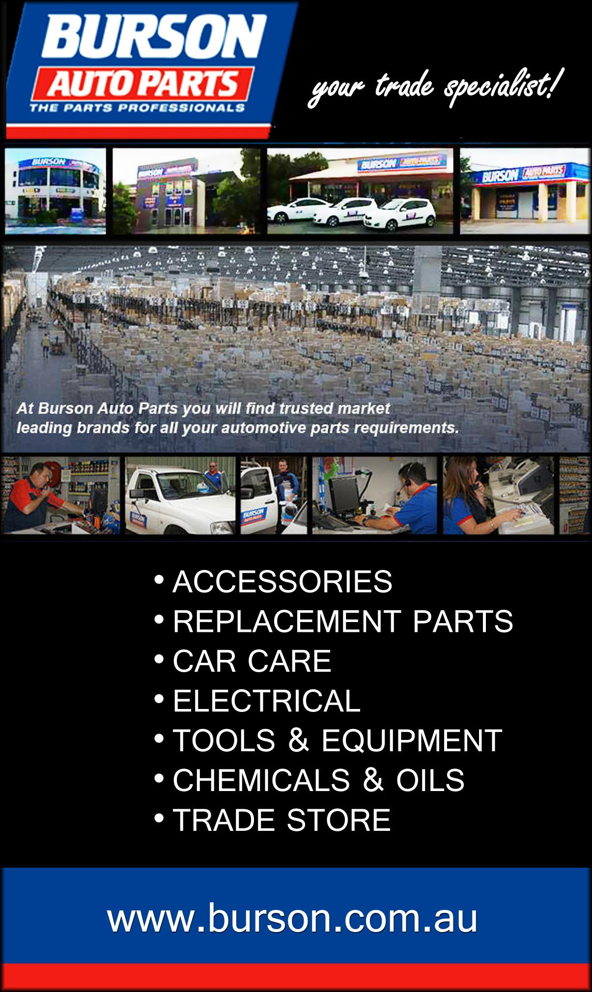Burson Auto Parts Liverpool