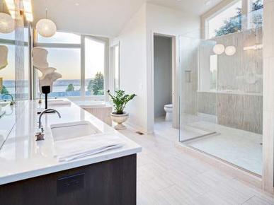 bathroom renovations hills district