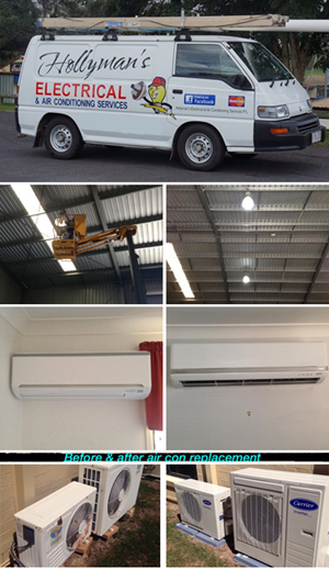 Hollymans Electrical & Air Conditioning