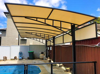 Pioneer Shade Structures