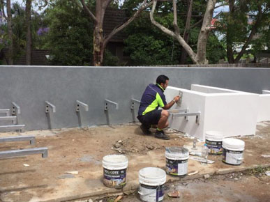 Cement Rendering Eastern Suburbs