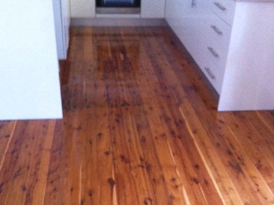 Affordable Floor Sanding